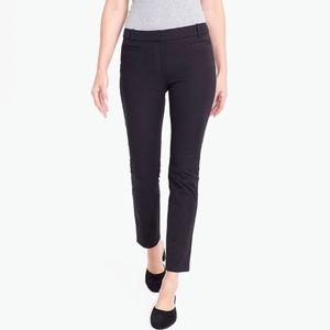 J crew Lexie pants black skinny size 6 regular
